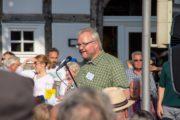 Radentscheid Bielefeld – Demo 22.9.2019 für Radschnellweg, gegen Ausbau der B61 – Michael Schem – Foto: Andreas Finke